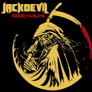 Capa - JackDevil - Faster Than Evil