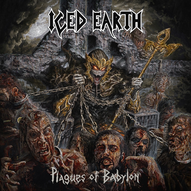 Iced-Earth-Plagues-of-Babylon