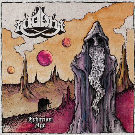 Hyborian Age - Krownn